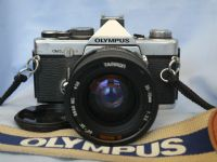 * NICE SET* Olympus OM-2N Professional SLR Camera + 35-70MM Tamron c.w Oolympus Mount + Inst  £74.99